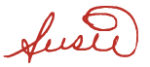 Susie signature red on thebusywoman.com