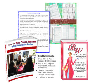 Direct Sales Bundle for The Busy Woman