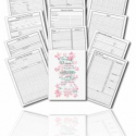 The Busy Woman's Daily Planner in Classic & Notebook Sizes