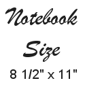 Notes Day Planner Page - Notebook