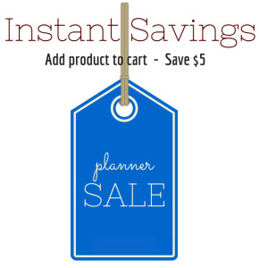 New Year Sale 2016 at thebusywoman.com
