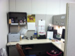 Organized Office or Cluttered Mess?