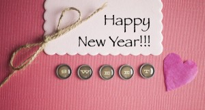 Happy New Year from Susie The Busy Woman www.thebusywoman.com