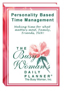 Personality Based Time Management Quiz © by The Busy Woman