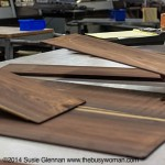Some of the tone wood we were learning about - Journal of the busy woman by Susie Glennan thebusywoman.com