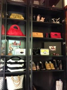 Fancy Shoe Cabinet
