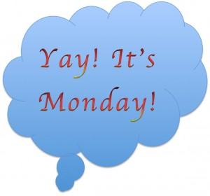 Yay it's Monday by Susie The Busy Woman thebusywoman.com