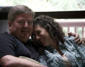 Hubby and Me on a date The Busy Woman www.thebusywoman.com