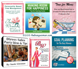Busy Woman's Daily Planner Products thebusywoman.com
