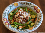 Vegetables and Rice Stir Fry with beans by Susie Glennan thebusywoman.com
