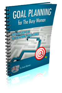 Goal Planning for The Busy Woman thebusywoman.com