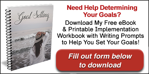 Goal Setting eBook and Journal Workbook by thebusywoman.com