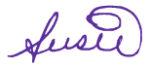 signature purple