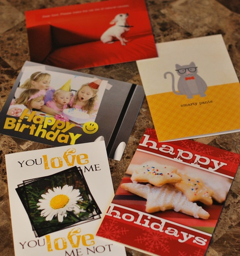 Send Out Cards on thebusywoman.com